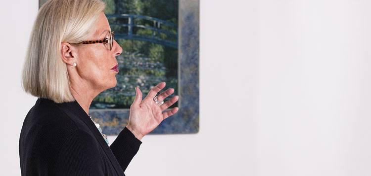 Gabriele Gail, Akademie für Psychotherapie